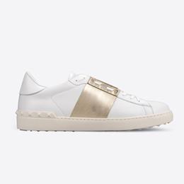 Edle Hübscher Schuh Frauen Turnschuhe Plattform Männer Freizeitschuhe Trend Luxus Leder Designer Weiße Liebhaber 80vNOmnw