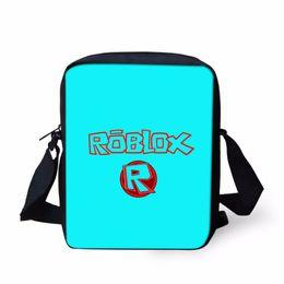 1ed34d8ef3 Small Roblox Toys Messenger Bags for Men Male Crossbody Bags Kids Boys  Girls Mini Shoulder Bag Mens Women Cross Body school bag