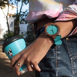 BOBO BIRD LC28 Деревянные наручные часы Модные антикварные часы Erkek с кожаным ремешком Повседневные кварцевые часы для унисекс в бумажной подарочной коробке от