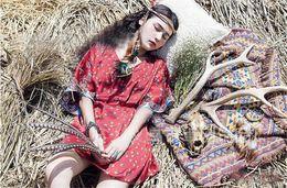 Canada Bande de cheveux couleur bohème de haute qualité, ornements de cheveux de plume de paon tissés à la main, bijoux de mode en gros livraison gratuite cheap peacock ornaments wholesale Offre