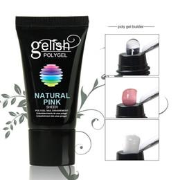 12pcs gel ongles Gelish de haute qualité Vernis à ongles Dissolvant Gelish Nail Art Salon gros Gelish harmonie gel gel vernis poly pour builder ? partir de fabricateur