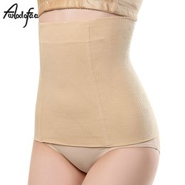 Wholesale best waist cinchers - Hot Brands Best Quality Large Shapers Fashion Sexy Postpartum Abdomen Belt Body Recipe Shirt Slimming Belt Girdle Waist Cinchers