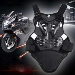 Wholesale protective jackets - Motorcycles Chest Back Portection armor Turtle Moto Armour Vest Motorcycle Protective Gears Armour Turtle Jacket GT&334