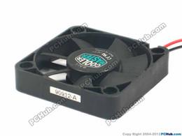 Argentina Emacro para Y.S TECH FD1250107B-2N Ventilador cuadrado de servidor DC 12V 1.68W 50x50X10mm 2 hilos Suministro