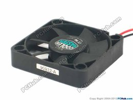 2019 dc fan wire Emacro Para Y.S TECH FD1250107B-2N Servidor Quadrado Ventilador DC 12 V 1.68 W 50x50X10mm 2-fio dc fan wire barato