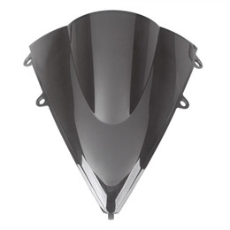 Wholesale Rr Motorcycles - ALLGT Motorcycle Windscreen Windshied for Honda CBR1000RR 2012 2013 2014 2015 CBR 1000 RR 12 13 14 15