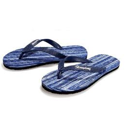 2018 Sommer Unisex Mann Hausschuhe Flip Flops Frauen Innen Rutschfeste Sandalen Holzmaserung Bottom Girl Beach Flops schuh # 10 von Fabrikanten
