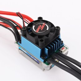 Wholesale Brushless Car Speed Controller - Head Plug 60A SL Hobbypower Racing Brushless Speed Controller ESC F 1 10 1 12 RC Car Motor Camera Drone Accessories