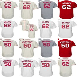 Wholesale Quick Weaver - Wholesale Mens Womens Kids Toddlers St. Louis 62 Luke Weaver 50 Adam Wainwright Beige Grey Red White Full Stitched Logos Baseball Jerseys