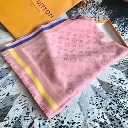 Date Haute Qualtiy Marque De Luxe En Soie Pashmina Écharpe Pour Femmes Designer longues Foulards Épais Châles Wrap Grande Taille 180x70cm ? partir de fabricateur