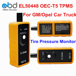 Wholesale T5 Best Price - Wholesale-Best Price EL-50448 TPMS Tire Pressure Monitor Sensor Auto TPMS Activation Tool EL50448 OEC-T5 For Opel For GM Cars Trucks