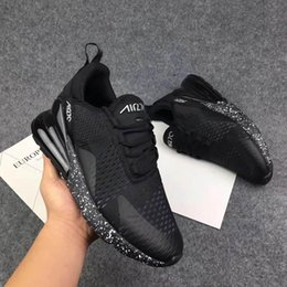 Wholesale Bowtie For Men - 2017 New arrival original Running Shoes for men women maxes Flair 270 mans training sneakers 2018 walking sport fashion athletic shoes