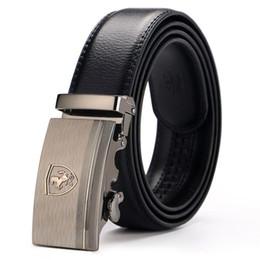 [Veroseice] High Quality Car Logo Horse Automatic Buckle Cowskin Men's Belts  Large Genuine Leather Strap Belt for Men cheap horse logo от Поставщики логотип лошади