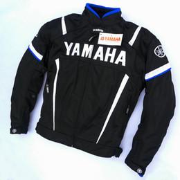 Argentina Para Yamaha Verano Motocicleta Montar Tela de malla protectora Chaqueta Automóvil Moto Chaqueta Con Protectores jaqueta motoqueiro Suministro