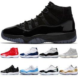 detailed pictures 4d6f7 41df3 größe retro 11 Rabatt Nike Air Jordan Retro 11 11s Cap und Gown Männer  Frauen Basketball