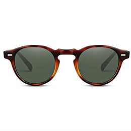 Wholesale oliver people - Oliver peoples high quality ov5186 sunglasses man and women unisex sunglasses vintage sunglasses with polarized lens oculos de graus
