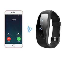 браслеты Скидка Оригинальный ID107Plus HR сердечного ритма Смарт-браслет Монитор ID107 Plus Браслет Здоровье Фитнес-Отслеживание Для Android iOS Смарт-Часы