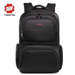 ac0cc00b53e1b 2019 tigernu rucksäcke Tigernu Marke Große Kapazität Schüler Rucksack  Schultaschen für Teenager Jungen Mädchen College Multifunktions