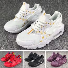 c5ec5b9b625d0 2019 kinder huarache Nike Air Huarache 2018 Klassische Huaraches Ultra  atmungsaktive Laufschuhe Big Kids Jungen und