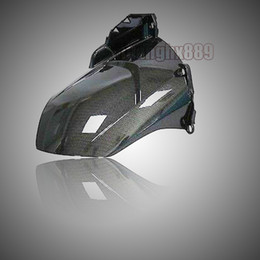 Wholesale Yzf R1 Black - Rear Carbon Black ABS Hugger Fender for Yamaha YZF R1 2007 2008