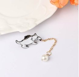 Wholesale Moon Mountains - New 7 Styles High Quality Omelette Planet Lightning Rabbit Fuji Mountain Cloud Cartoon Pins Collar Brooch Jewelry Both men Girl