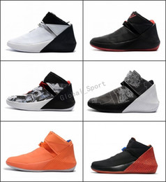 f3149cdf495 NEW 2018 Russell Westbrook Why Not Zer0.1 Basketball Shoes for Men 1s Zero  One Black Red White Grey All star Grey Sport Sneakers Size 40-46 russell ...