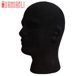 Argentina  supplier male mannequin display heads Suministro