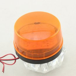 Luz estroboscópica de advertencia 24 online-24 voltios 12V luz estroboscópica led luz estroboscópica luz estroboscópica envío gratis
