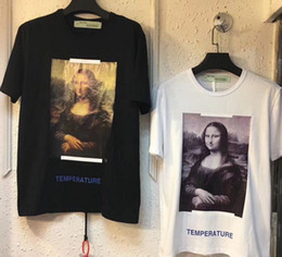 Wholesale men designer tee shirts - 2018 Designer t shrits luxury brand Montralisa Printing Mix 30 models Short sleeve Tee Asian Size M-XXL unisex Fashion Print Luxury T shirt