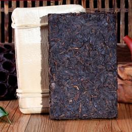 Canada Fabriqué en 1980 thé mûr puer, le plus vieux thé puer, nourriture santé verte, petit thé de brique puerh, arbre ancien, thé noir, livraison gratuite supplier tea tree health Offre