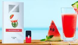 Wholesale Wholesale Starter Packs - Original ziip vape pods big 1ml compatible for juul vape starter kit 4 flavors mango mint watermelon strawberry 4 pods each packs