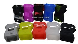 Wholesale Cigarettes Box Cover - For Smok mag 225W Left-handed E cig Electronic cigarette Silicone Case Skin Cover Bag Pocket Pouch Accessories Box