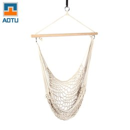 Wholesale Outdoor Adult Swings - Bedroom Dormitory Chair Swing Bedroom Artifact For Children And Adults With Indoor And Outdoor Chair Swing AT6732