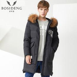 65f94db65f6e BOSIDENG Big Brand Winter Men s Down Jacket With Fur Hood Hat Men Outwear  Coat Casual Thick Parka Mens Down Jackets B70146149