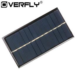 Wholesale Solar Cell 12v - Mini 5v 6V 12V Solar Panel China Solar Power Panel System DIY Battery Cell Charger Module Portable Panneau Solaire Energy Board