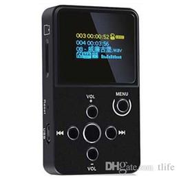 2019 скачать mp3 MP3-плеер X2 HiFi Цифровой аудиоплеер MP3 с OLED-экраном Слот для TF-карты Алюминиевый сплав Корпус Бесплатная доставка