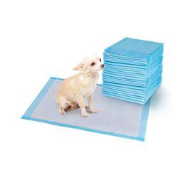 2019 bolas de papel animal 300 PCS 17 x 24 almofadas do animal de estimação do filhote de cachorro Cat Dog Wee Pee Peach underpads