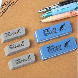 2019 articoli da regalo all'ingrosso della cancelleria 3pcs / lot gomma del gel della gomma piuma della penna della penna di inchiostro della penna della penna di inchiostro della gomma del calcolatore cancellatore di pulizia del plug-in