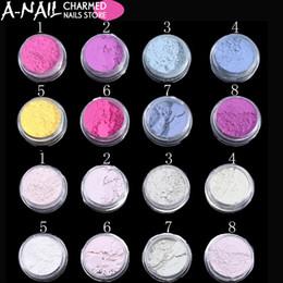 10boxes / set Sunlight Sensitive Powder Color Change Nail Glitter Powder UV Pigment Photochromique Manucure Conseils Décoration ? partir de fabricateur