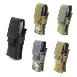 12 cm x 5 cm x 3 cm Bolsa de linterna táctica M5 al aire libre Tactical pistola de linterna OC bolsa de linterna desde fabricantes