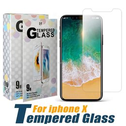 Wholesale Glass Screen Phones - For Metropcs phone Tempered Glass For ZTE Blade LG Aristo 2 K20 Plus Screen Protector For Alcatel Verso   Ideal Xcite Protector Film