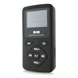 Radio digital de bolsillo DAB-P7 de Mayitr 1pc Radio digital de FM DAB-P7 con kit de auriculares Bluetooth MP3 + desde fabricantes