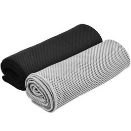 Многофункциональные наушники онлайн-2шт многофункциональный охлаждение полотенце холодное полотенце оголовье для шеи открытый спортивные спортсмены йога