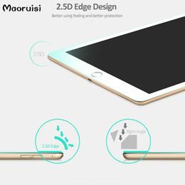 Argentina para iPad 9.7 Nuevo 2017 Air 1 2 Pro 9.7 pulgadas de Alta Calidad 9H Protector de Pantalla de Cristal Templado Protector de Película de Protección Suministro