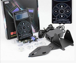 Wholesale Hp Tattoo Power Supply - Wholesale- Tattoo Power Supply Professional Hurricane HP-2 Powe Supply LCD Display Digital Dual Tattoo Power Supply Machines DHL Shipping