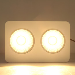 Wholesale Cree Grow Led - 200W Warm White CREE COB led grow light CXB3590 3500K with reflector 26000LM Replace 400W HPS lamp