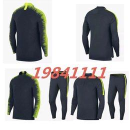 Wholesale Brazilian Clothing - 18 19 Brazilian training clothes, Brazil training service quality leisure free delivery.
