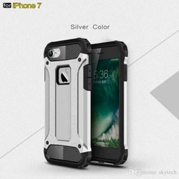 Affaire pour samsung note neo en Ligne-SGP Rugged Neo Hybrid Armure Heavy Duty Case pour iPhone 7 plus Samsung Galaxy note 7 s6 s7 bord PC + TPU antichoc couverture