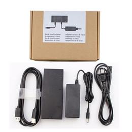 Sensor xbox on-line-Novo Kinect 2.0 Adaptador AC Sensor Para Xbox um S / X / PC Windows, XBOXONE Slim / X Adaptador de Alimentação Kinect