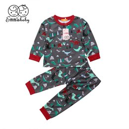 wholesale christmas pajamas toddlers Coupons - 2018 Latest Children s Wear  Toddler Kids Baby Girl Boy Soft eaaecdc7f
